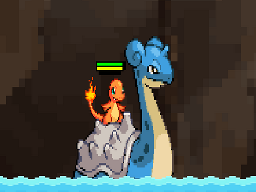 PokeSouls: Episode Charmander Screenshot