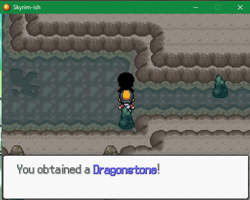 The Elder Scrolls V: Pokemon Screenshot