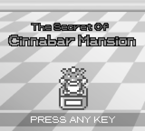 The Secret of Cinnabar Mansion Screenshot